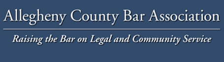 Allegheny County Bar Association Logo